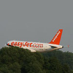 Easyjet in the trees