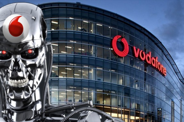 Vodaphone technical cyborg